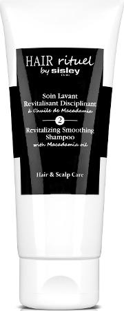 Hair Rituel By  Revitalizing Smoothing Shampoo With Macadamia Oil 200ml