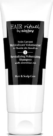 Hair Rituel By  Revitalizing Volumizing Shampoo With Camellia Oil 200ml