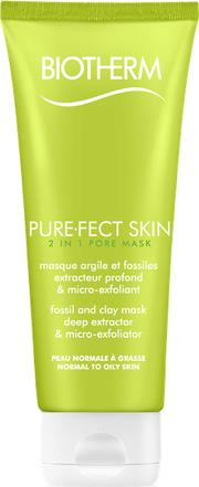 Biotherm Purefect  2 In 1 Pore Mask 75ml