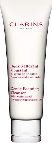 Clarins Gentle Foaming Cleanser Normalcombination  125ml