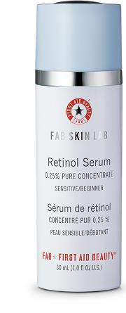 First Aid Beauty  Lab Retinol Serum 0.25 Pure Concentrate Sensitive 30ml