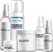 Herbal Dynamics Beauty Balancing Care Routine Bundle For Oily  Types