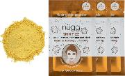 Nugg  Fizz 3 In 1 Cleanser Exfoliator & Mask 20g Turmeric & Rosewood Extract