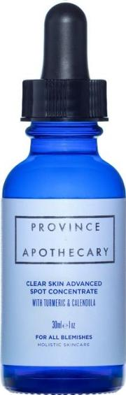 Province Apothecary Clear  Advanced Spot Serum 30ml