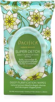 Pacifica Kale  Detox Wipes