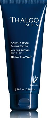 Men Wake Up Shower Gel Body & Hair 200ml