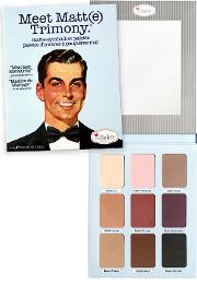 Meet Matt E Trimony Eye Shadow Palette