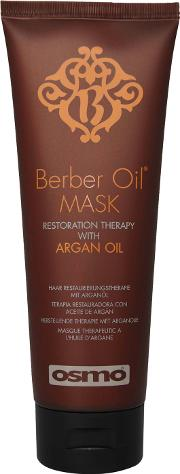 Osmo Berber Oil Mask Restoration  With Argan Oil 250ml