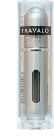 Classic Hd Refillable Perfume Spray - Silver