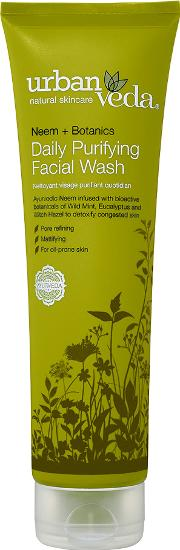 Urban  Purifying Daily Facial Wash 150ml