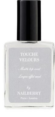 Nailberry Touche s Matte Top Coat 15ml