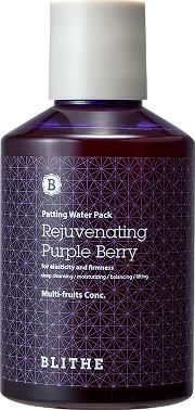 Blithe Patting  Pack Rejuvenating Purple Berry 200ml