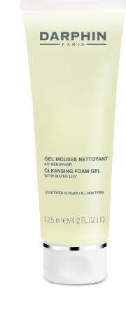 Darphin Cleansing Foam Gel With  Lily 125ml