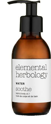 Elemental Herbology  Soothe Bath And Body Oil 145ml