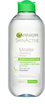 Garnier Cleansing Micellar  Combination & Sensitive Skin 400ml