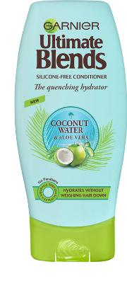 Garnier Ultimate Blends Coconut  & Aloe Vera Conditioner 200ml