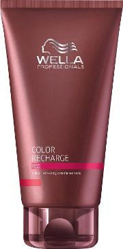 Professionals Color Recharge Conditioner Red 200ml
