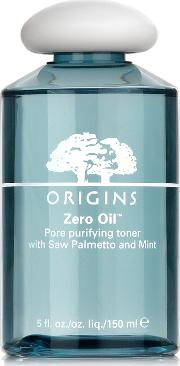 Origins  Oil Pore Purifying Toner With Saw Palmetto & Mint 150ml