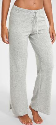 Bliss Cashmere Wide Leg Pant
