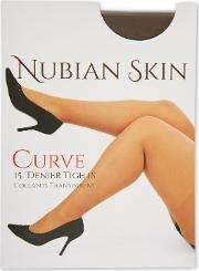 Nubian Skin 15 Denier Curve Tights