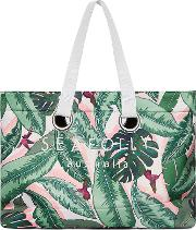 Carried Away Palm Beach Eyelet Tote