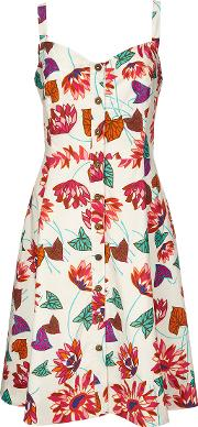 Melissa Floral Print Forever Pieces Sundress