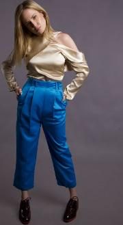For The Love Of Satin Pants