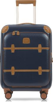 Bellagio Business V2.0 21 Blue Tobacco Carry On Spinner