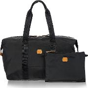 X Bag Medium Foldable Last Minute Holdall In A Pouch