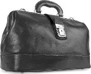 Genuine Italian Leather Doctor Bag