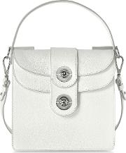 Leila Leather Shoulder Bag