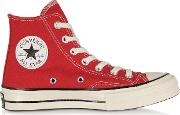 Red Chuck 70 W Vintage Canvas High Top