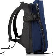 Isar Medium Midnight Blue Memory Tech Backpack