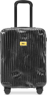 Stripes Carry On Trolley