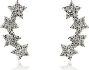 Lobo Multi Stars Earrings