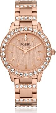 Jesse Rose Tone Women's Watch