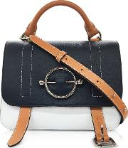 Ocean Disc Satchel Bag