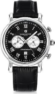 Monarch Stainless Steel Watch