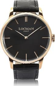 1960 Rose Gold Pvd Stainless Steel Men's Watch