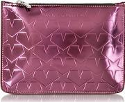 Laminated Leather Pouch Wstars