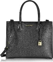 Mercer Large Convertible Bonded Leather Tote