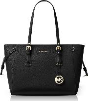 Voyager Medium Leather Tote