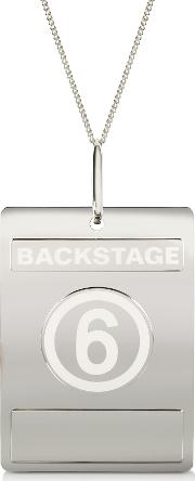 Backstage Pass Necklace