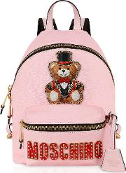 Teddy Bear Circus Patch  Backpack