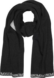 Two Tone Signature Wool Scarf