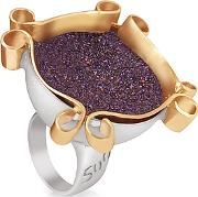 Omaggio A Palladio Purple Ring