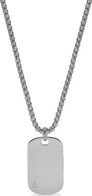 Ns Id Tag Necklace