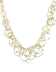 Scintille Anniversary Diamond 18k Yellow Gold Necklace
