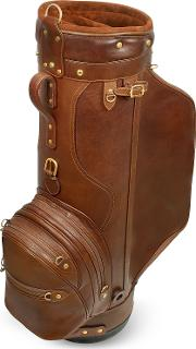 Pro Staff 9.5 Genuine Italian Leather Golf Bag