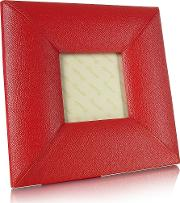 City Chic Calfskin Medium Picture Frame
